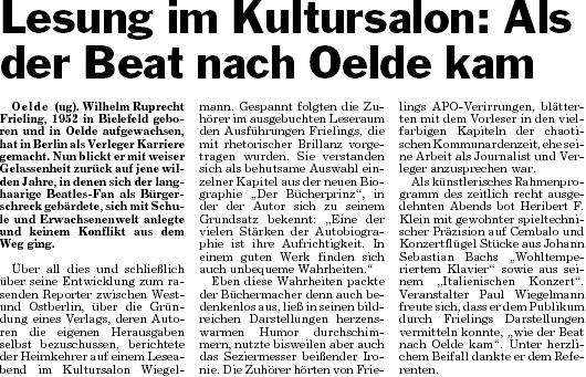 12 pressebericht  Ruprecht Frieling 2.9.09