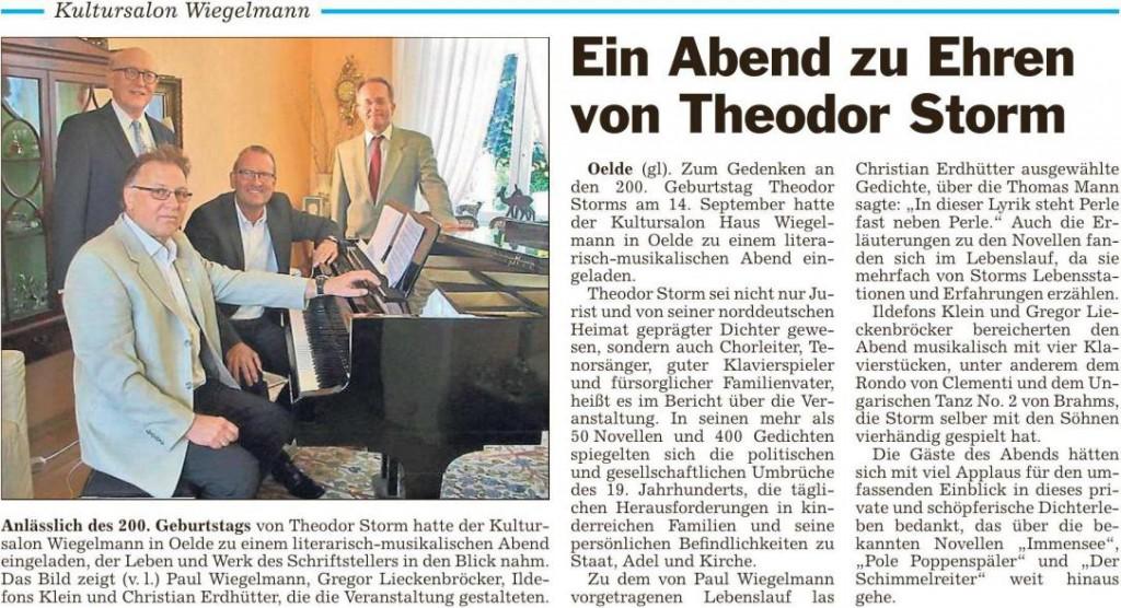 2017 2.9. Theodor Storm 200J