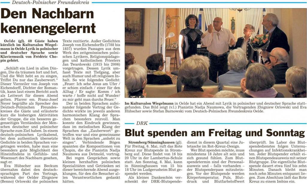 23.04.2016 Deutsch-Poln.Freundeskreis