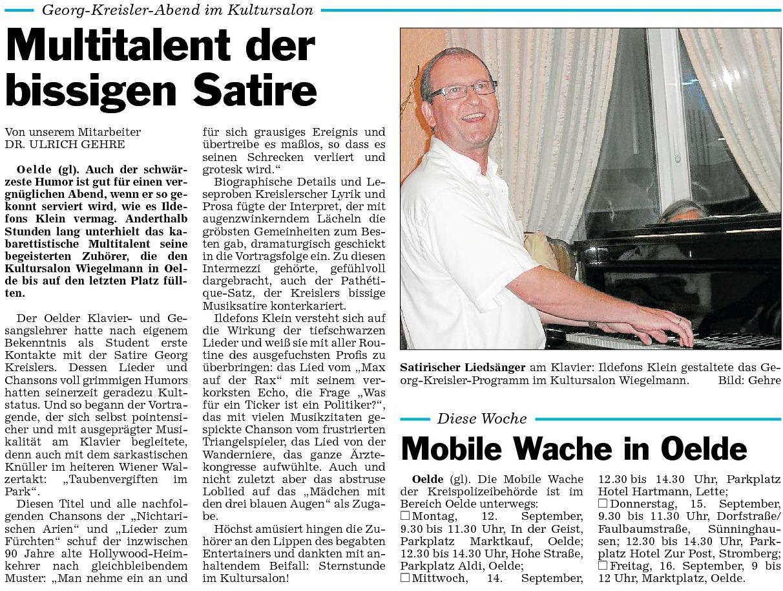 Presse 09.09.2011 Ildefons