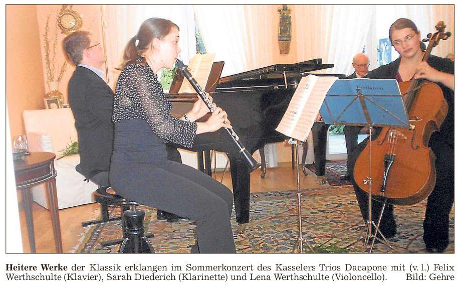 Pressebericht 05.07.2014 Lena Bild