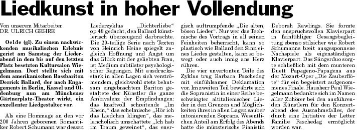 Pressebericht 30.10.2010 P